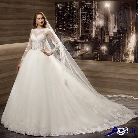 شیک ترین مدل های لباس عروس