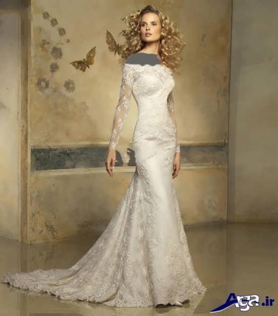 جدیدترین لباس عروس اروپایی