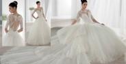 جدیدترین لباس عروس های ایرانی و اروپایی