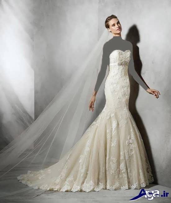 لباس عروس شیک و مدرن