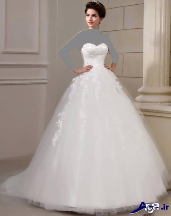 جدیدترین لباس عروس ایرانی
