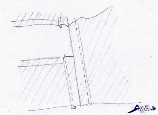 خیاطی ساده بدون الگو