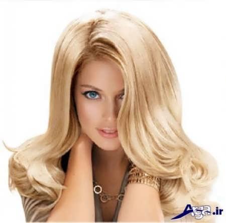رنگ مو ترکیبی استخوانی