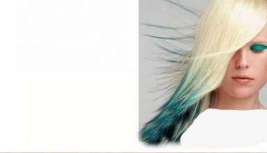 فرمول ترکیبی رنگ موی استخوانی + عکس