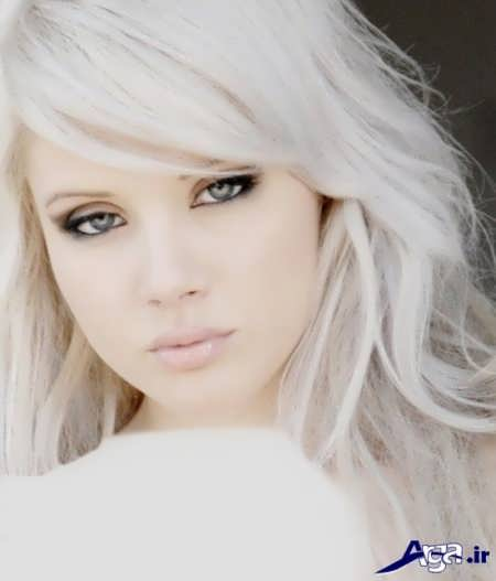 رنگ موی زیبا استخوانی