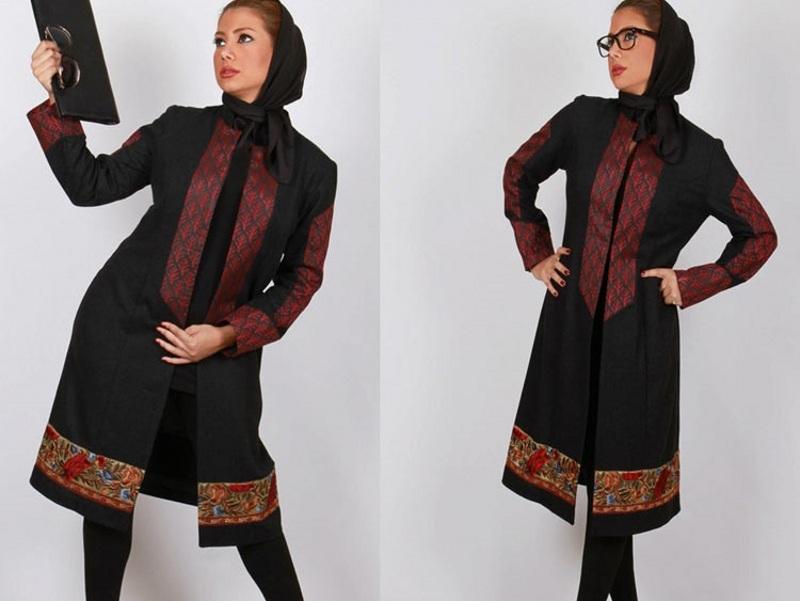 الگوی مدل آستینهای جدید مانتو الگوی مانتو های جدید و روز ایرانی (10 الگو)