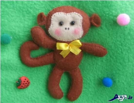 میمون نمدی برای کودکان