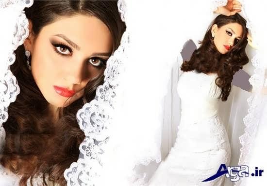 مدل های آرایش عروس ایرانی