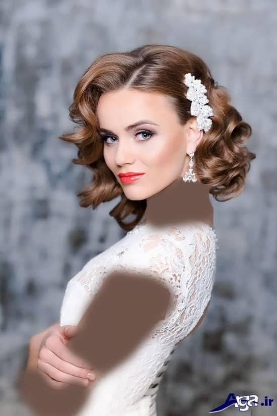 انواع مدل های میکاپ عروس