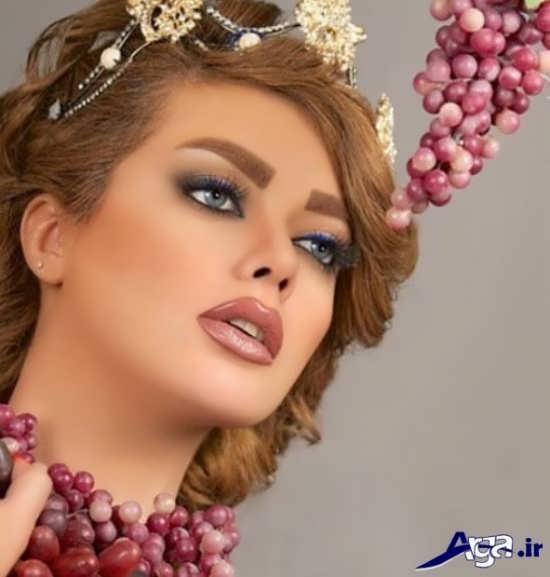 انواع مدل های آرایش عروس