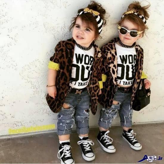 عکس دختربچه های زیبا