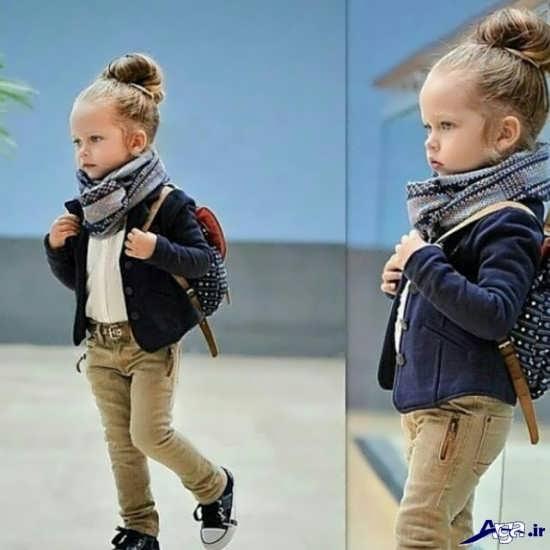 عکس دختربچه زیبا و خواستنی