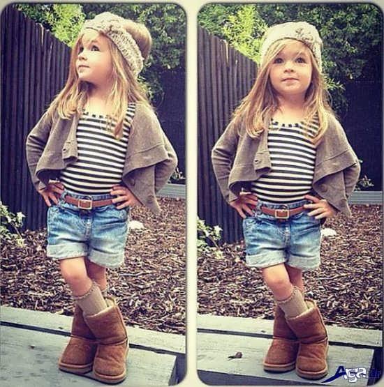 عکس های زیبای دختربچه های ناز