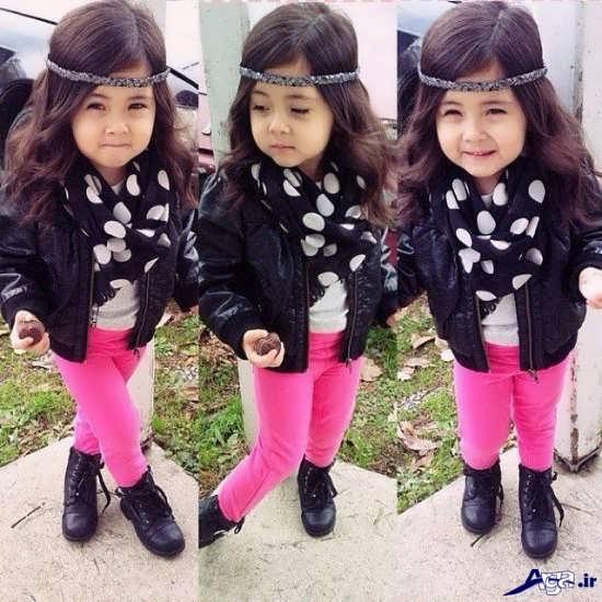 عکس دختربچه های زیبا و خوشتیپ