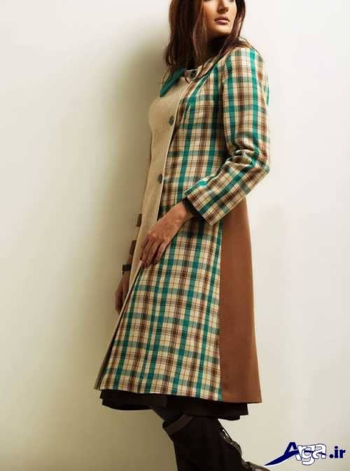 Plaid manto model (17)
