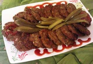 طرز تهیه شامی کباب با بهترین روش
