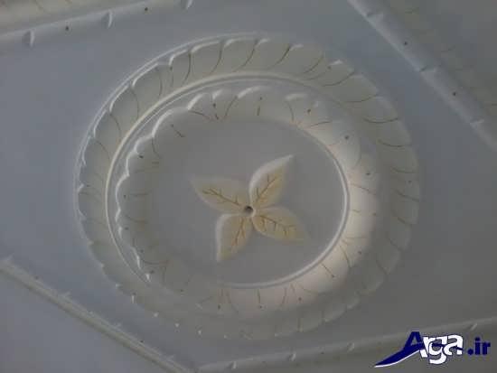 گچبری سقف