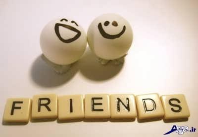پسامک دوستانه و دوستی