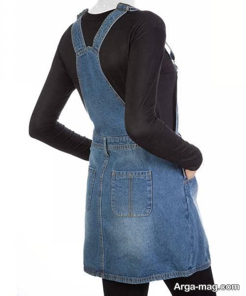 مدل سارافون جین دخترانه جدید