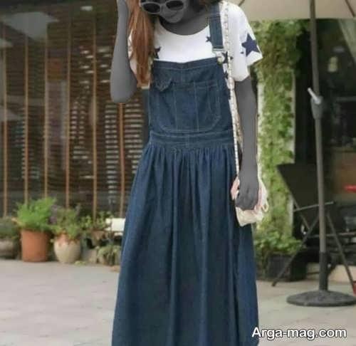 مدل سارافون جین دخترانه فوق العاده