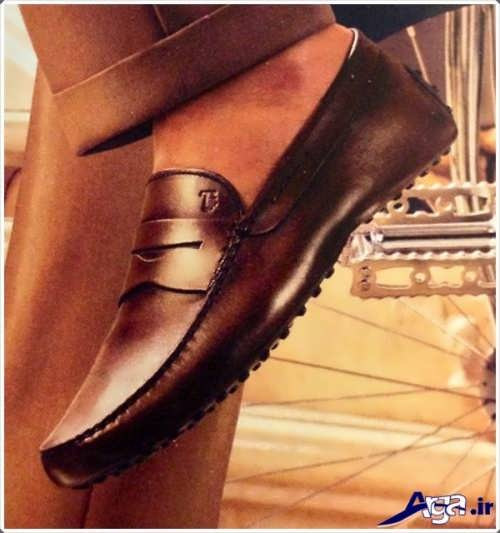 مدل کفش کلاسک و ساده پسرانه