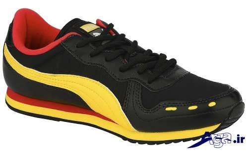 مدل کفش چند رنگ پسرانه