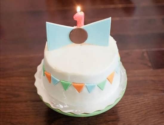 تزیین کیک برای کودکان