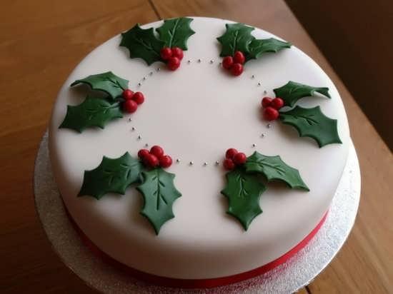روش های تزیین کیک