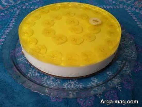 تزیینات کیک ساده و خوشمزه