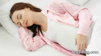 توصیه هایی برای افزایش کیفیت خواب در دوران بارداری