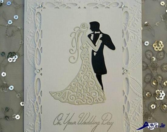 مدل کارت عروسی جدید