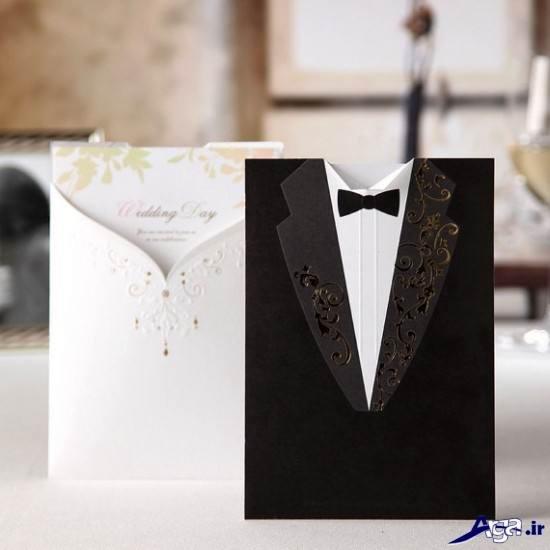کارت عروسی خاص و جدید