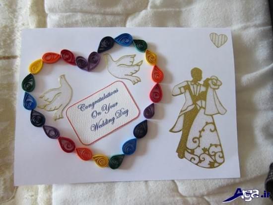 کارت عروسی زیبا و جدید