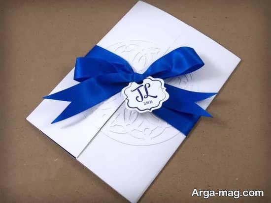 عکس کارت دعوت ازدواج خاص