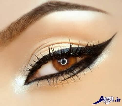 مدل خط چشم جدید زنانه