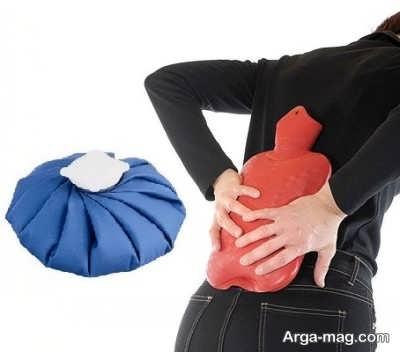 درمان دیسک کمر با روش های خانگی