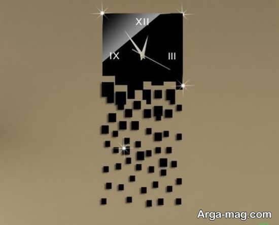 انواع جدید ساعت دیواری