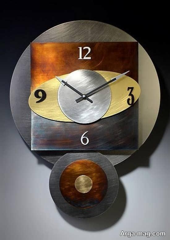 مدلی خاص از ساعت دیواری
