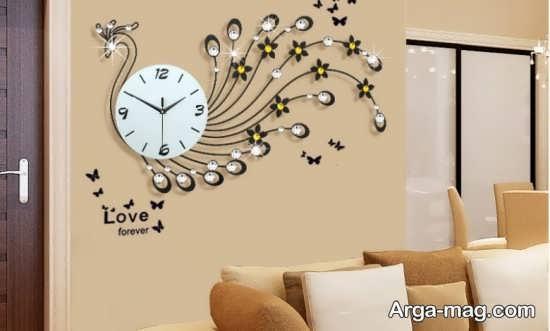 تصاویر انواع ساعت دیواری