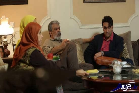 عکس بازیگران سریال های ماه رمضان