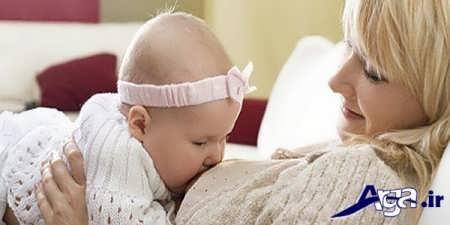 نکات مهم شیر دادن به نوزاد