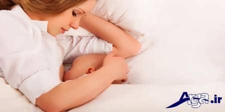متد شیر دادن صحیح به نوزاد