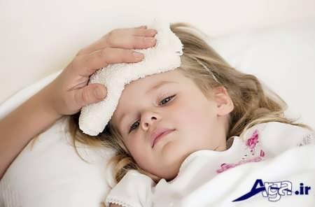 درمان و علایم تب کودکان