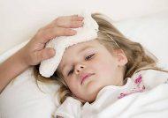 علل و درمان بیماری تب کودکان