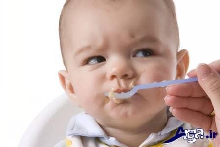 غذاهای خوشمزه برای کودک شش ماهه