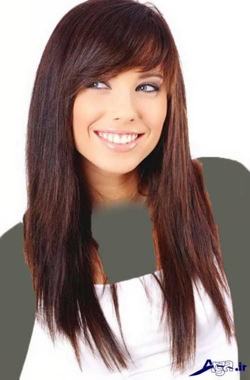 مدل موی بلند زنانه و دخترانه