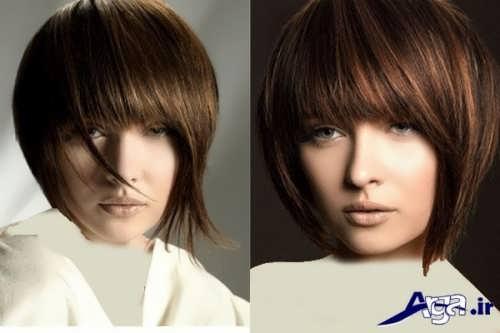 جدیدترین مدل های مو دخترانه