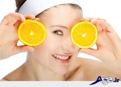 خاصیت لیمو ترش برای چشم