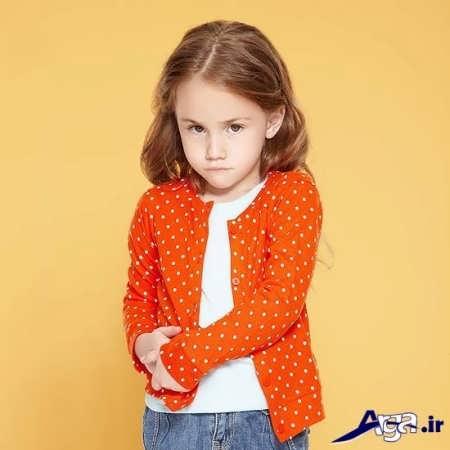 درمان دل درد کودکان با روش های طبیعی خانگی