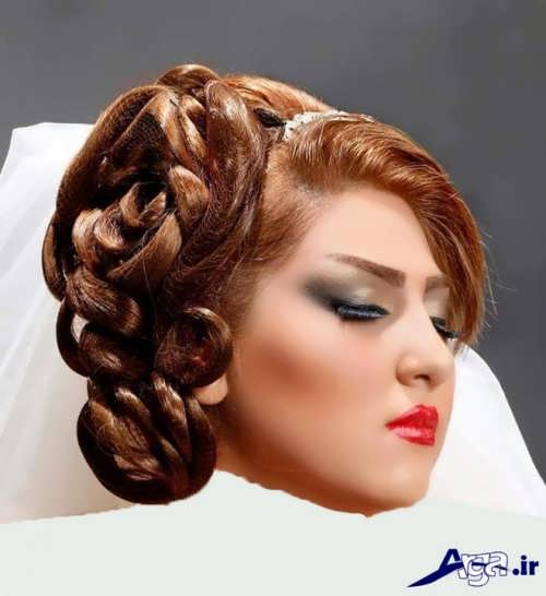 جذاب ترین مدل موهای عروس